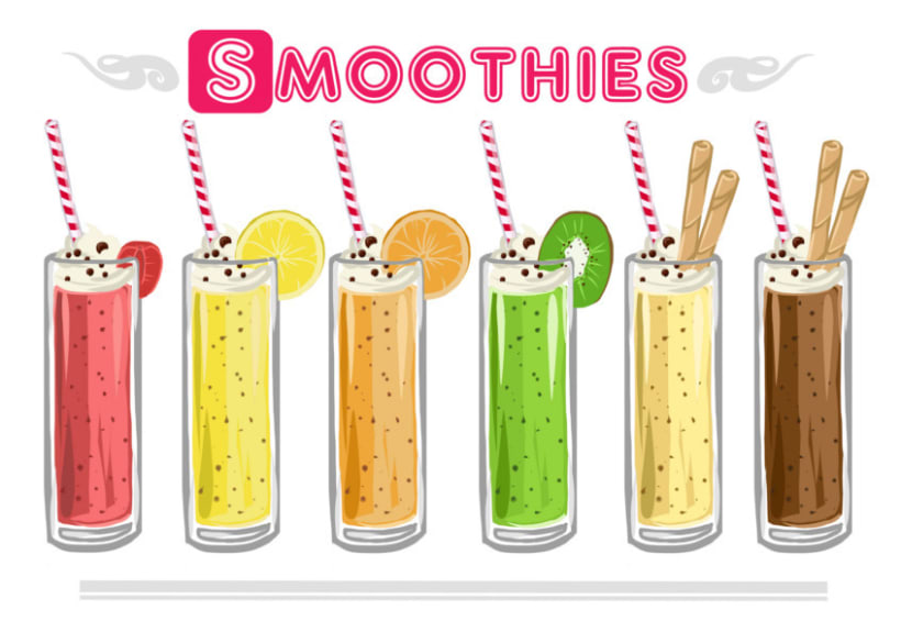 SMOOTHIES 3