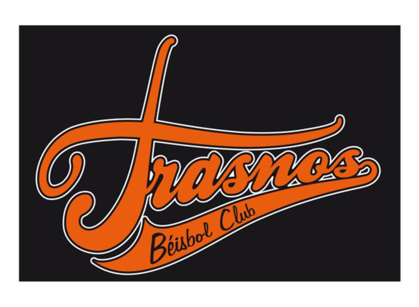 Logotipos Trasnos Béisbol Club 8