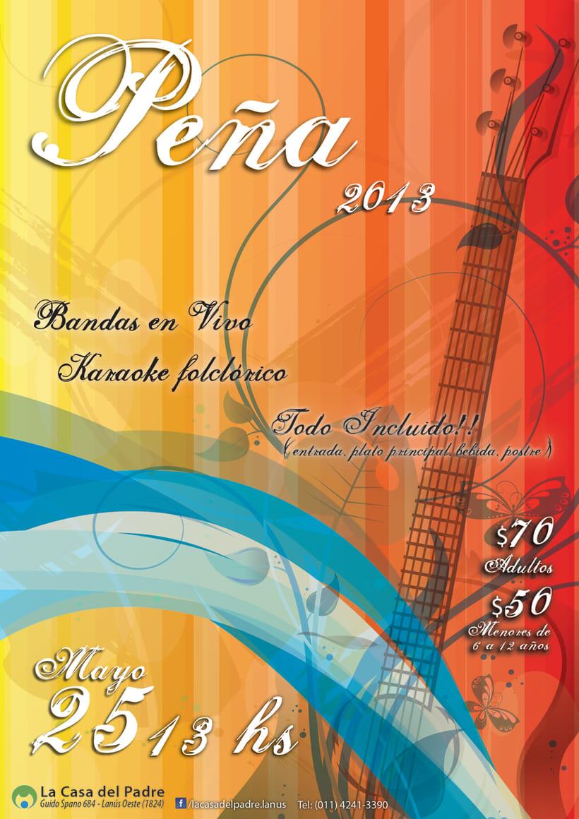 Peña Folclórica 2013 2