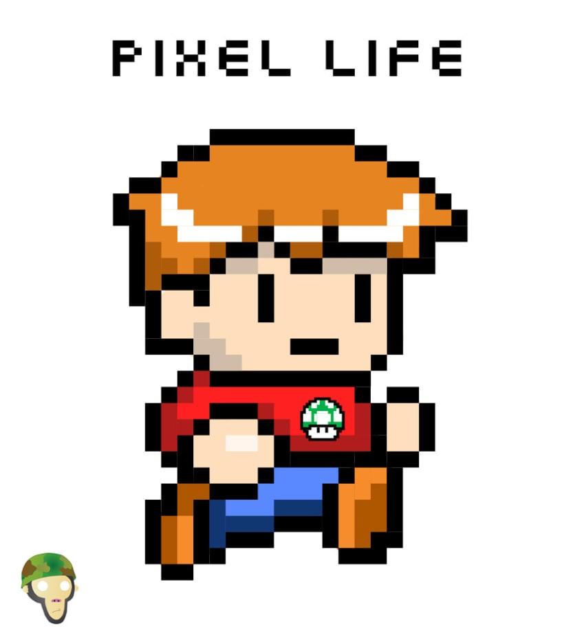 Dibujo Pixel 1