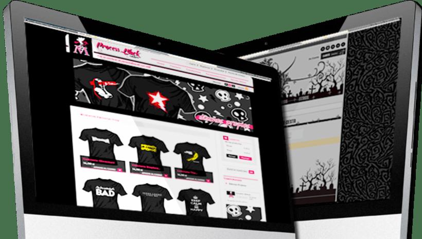 Tienda - Process Black Couture 1