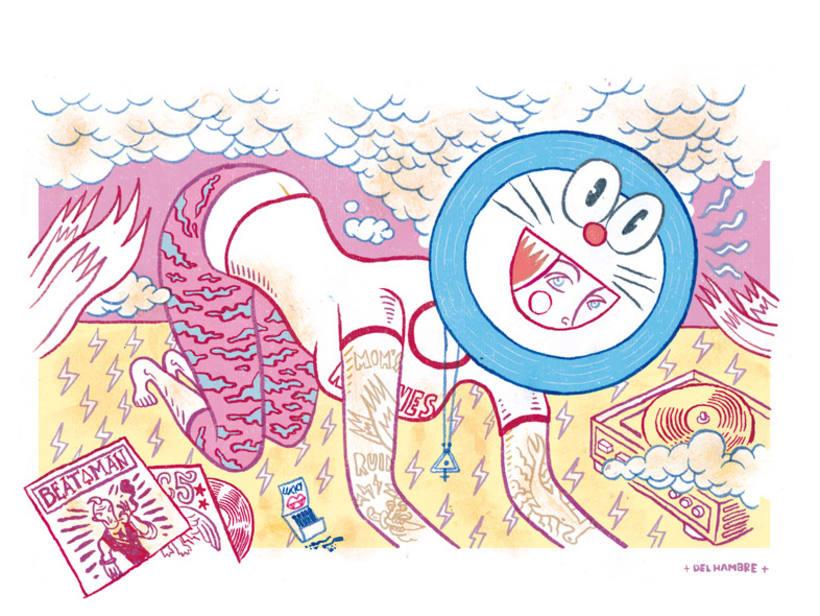 HUMO (Libro ilustrado) Del Hambre dibuja y 16 autores escriben. Publicación: MARZO 2014 7