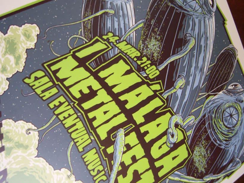 Málaga Metal Fest 7