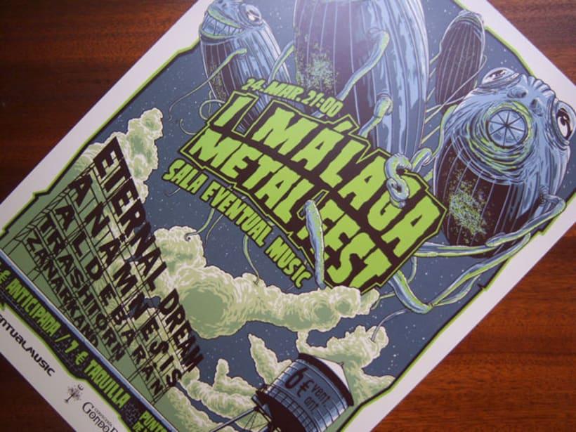 Málaga Metal Fest 5