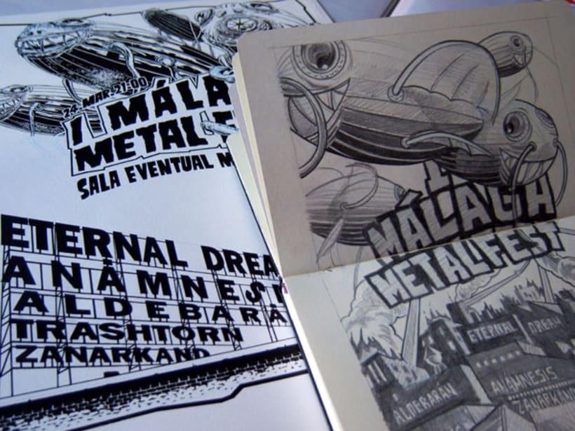 Málaga Metal Fest 3