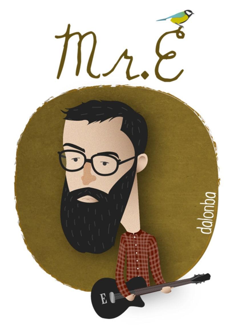 Mr. E (EELS) 1