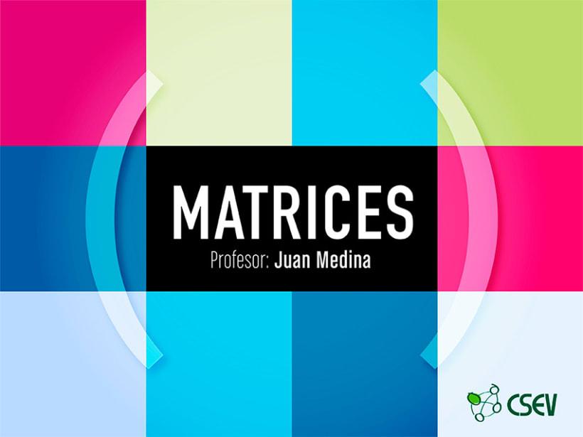 App Matrices 1