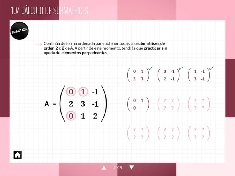 App Matrices 5