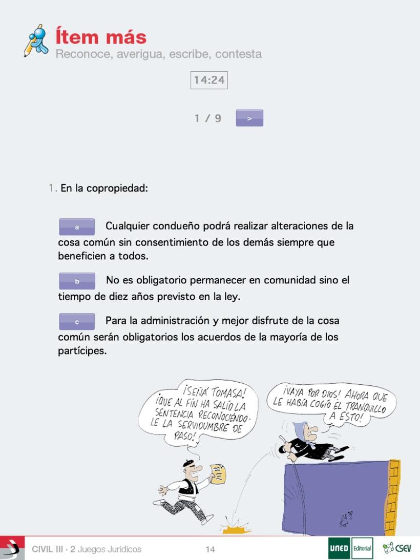 App Juegos Jurídicos 2 5