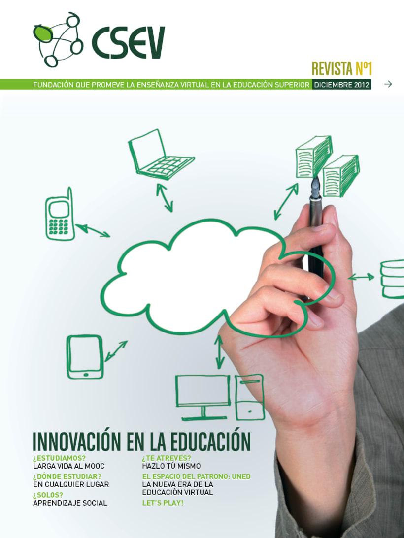 App Revista CSEV nº1 0