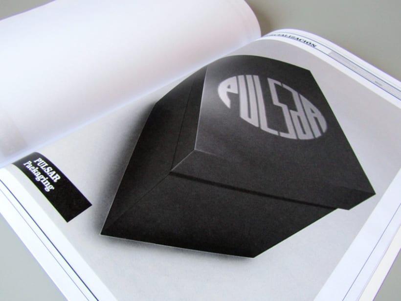 """PULSAR """"Edición Artística"""" 33"""
