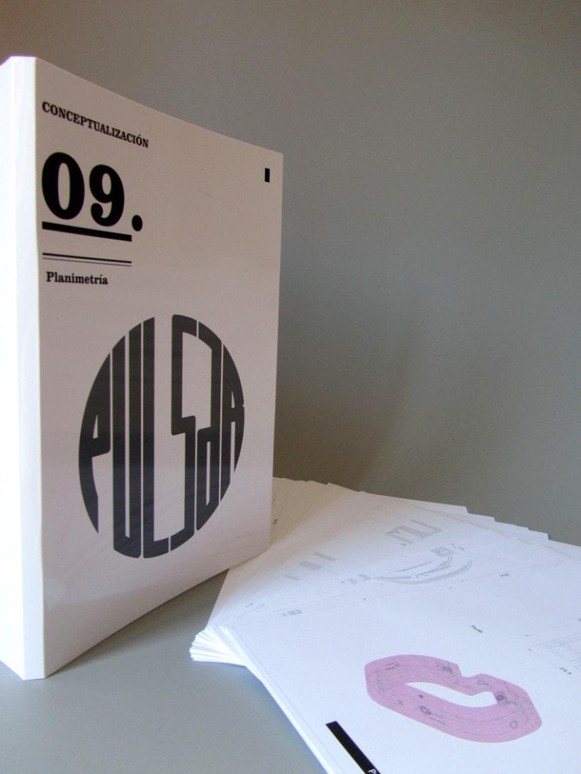 """PULSAR """"Edición Artística"""" 29"""