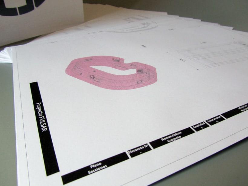 """PULSAR """"Edición Artística"""" 28"""