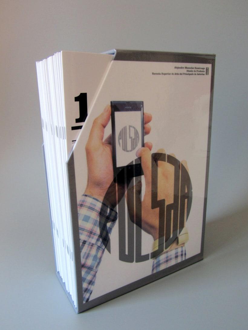 """PULSAR """"Edición Artística"""" 6"""