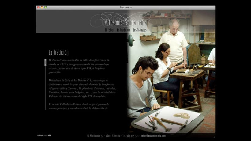 Artesanía Santamaría 6