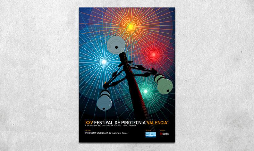 Festival de Pirotécnia de Valencia 2