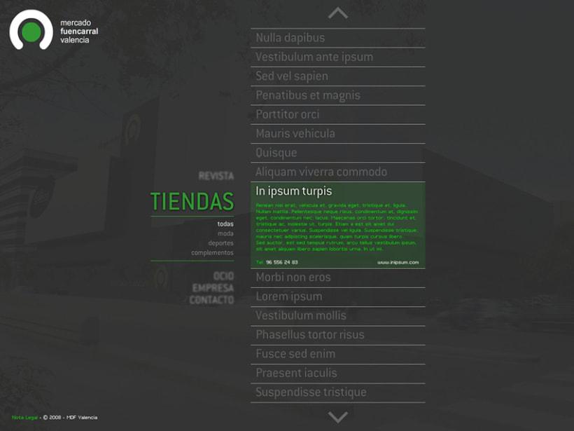 Mercado Fuencarral - Valencia 5