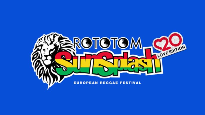 Rototom - Love Edition 5
