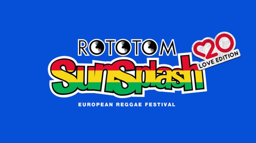 Rototom - Love Edition 4