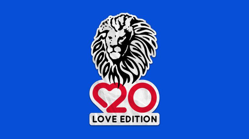 Rototom - Love Edition 3