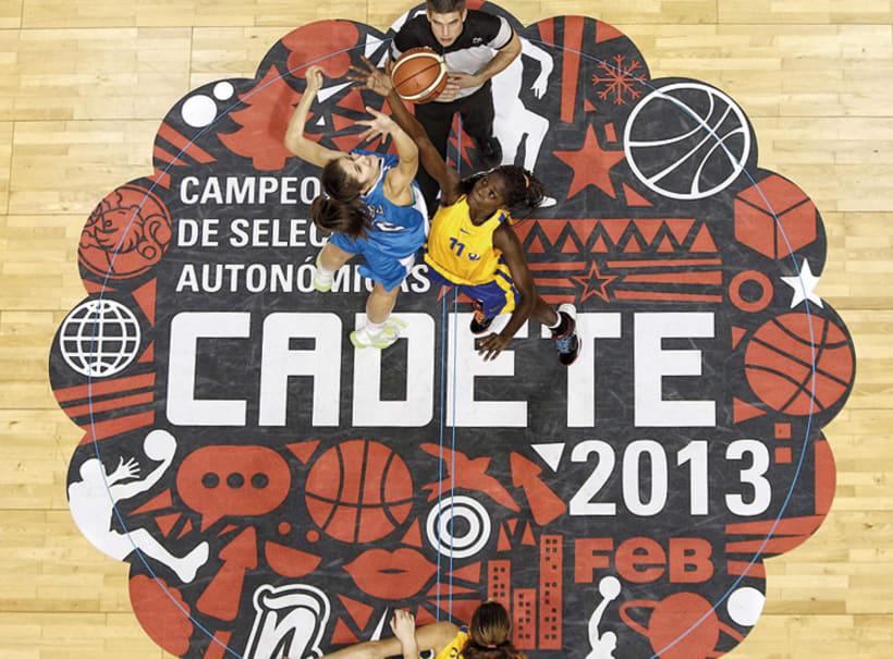 Campeonato de Selecciones Autonómicas Cadete 2013 2