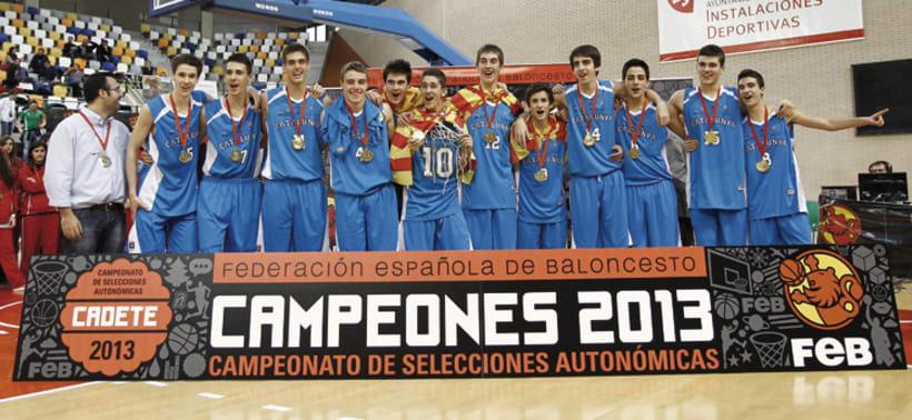 Campeonato de Selecciones Autonómicas Cadete 2013 3