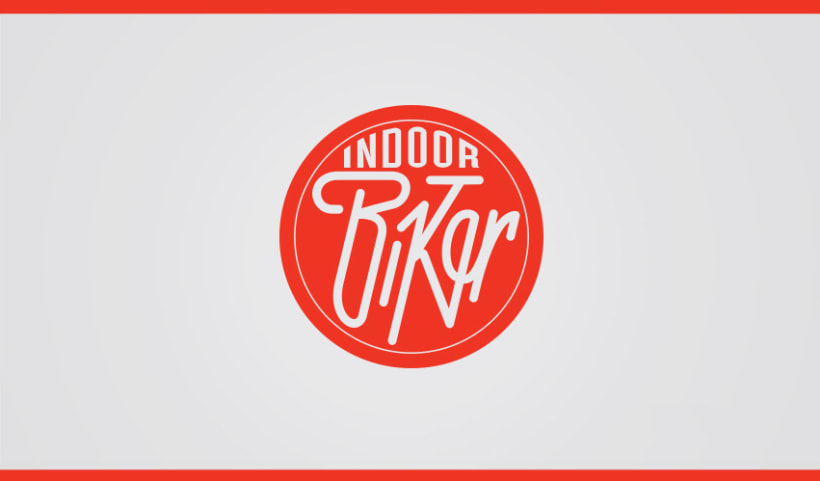 Logo INDOORBIKER 2