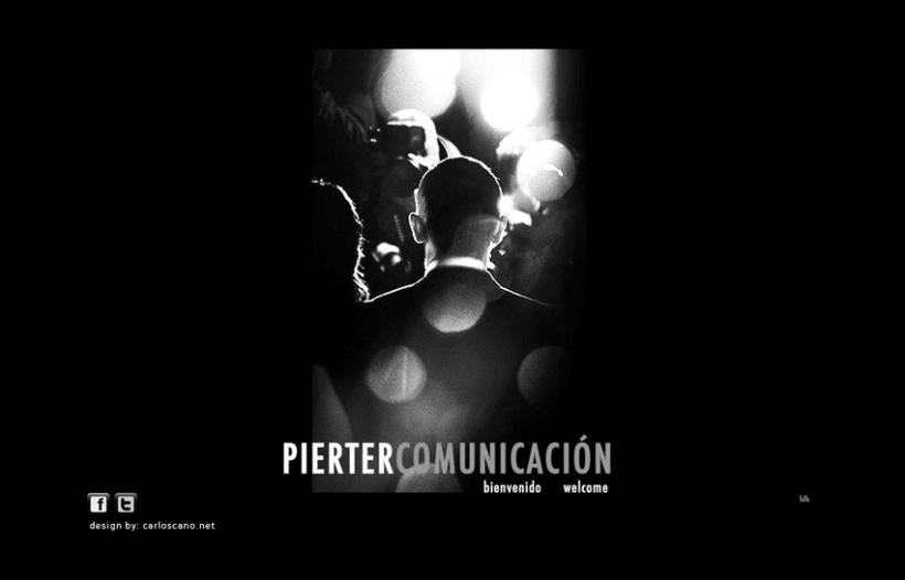 Web Pierter Comunicación 1