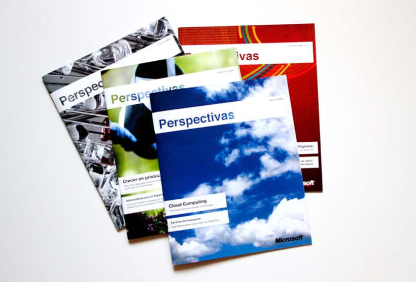 Revista Perspectivas Microsoft 1