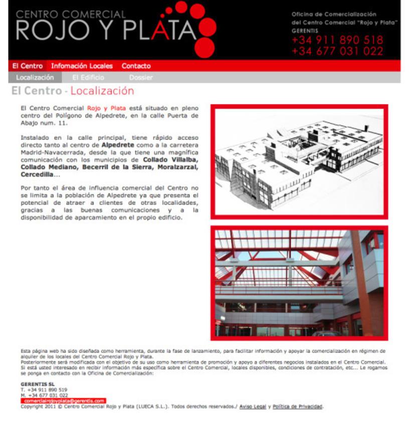 C. Comercial Rojo y Plata 2