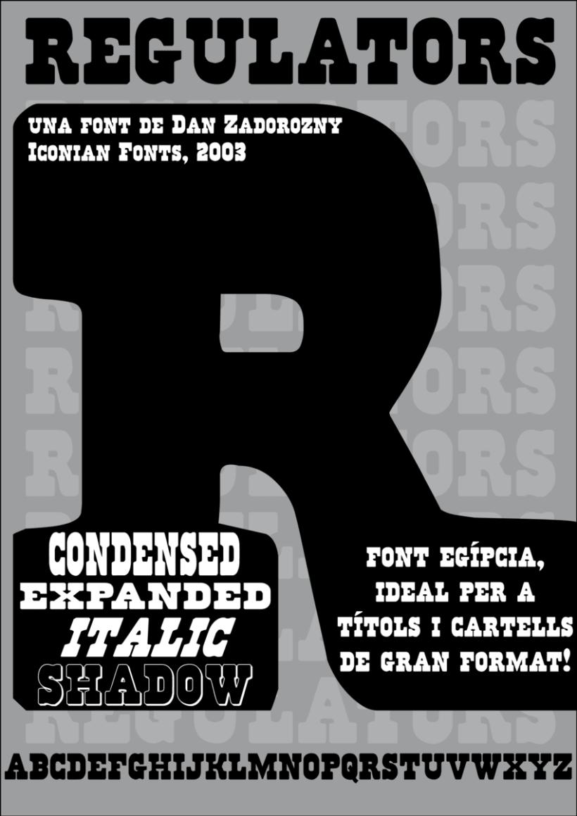 Cartell tipogràfic 1