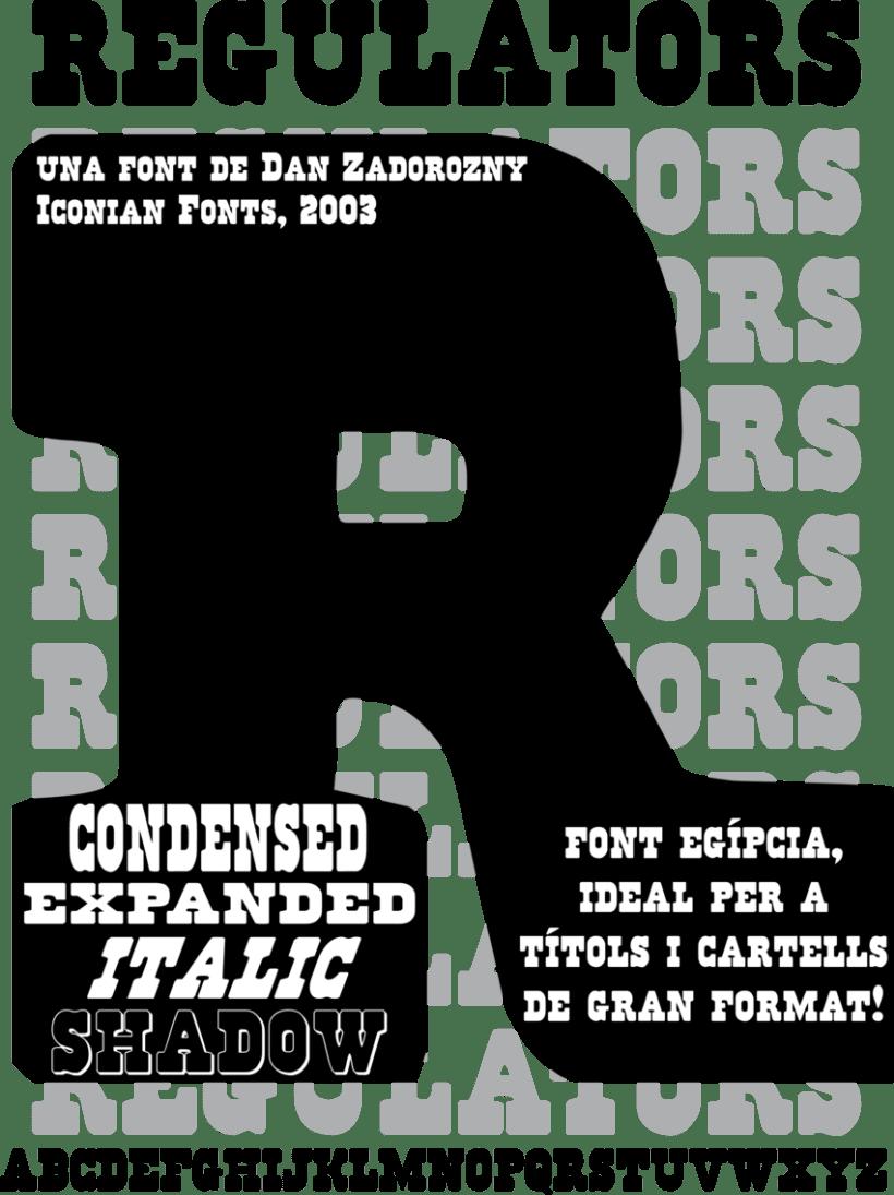 Cartell tipogràfic 2