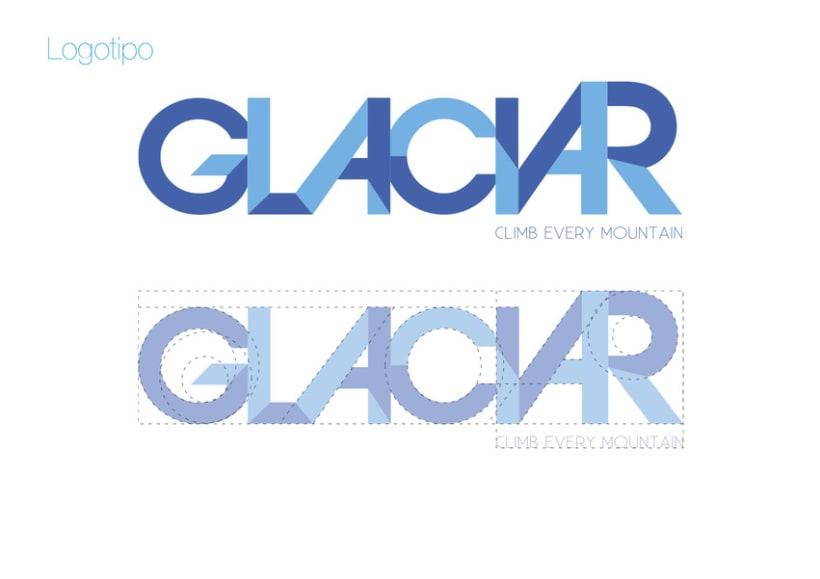 Imagen corporativa GLACIAR 2