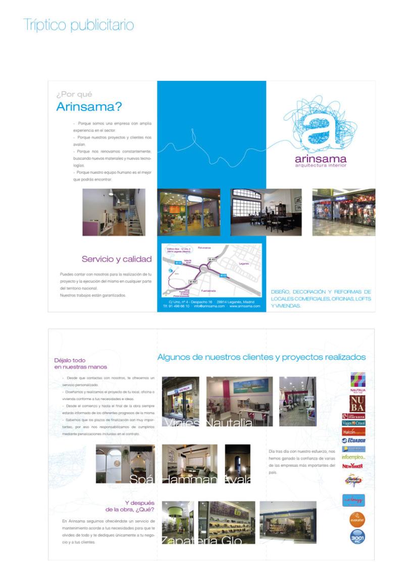 Imagen corporativa Arinsama 5