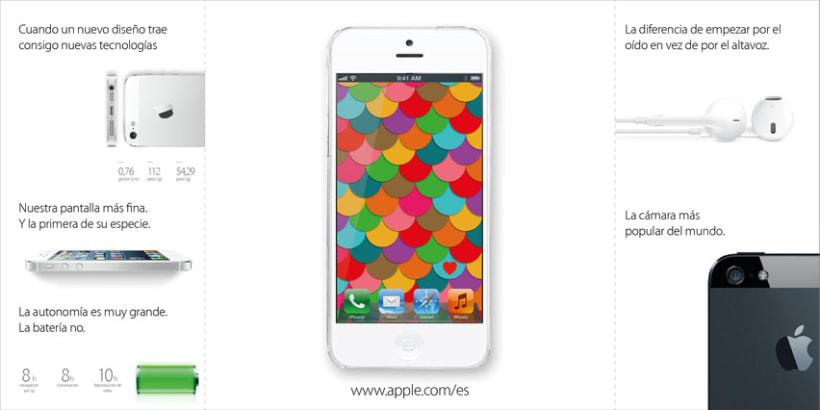 Tríptico alternativo para iPhone 5 3