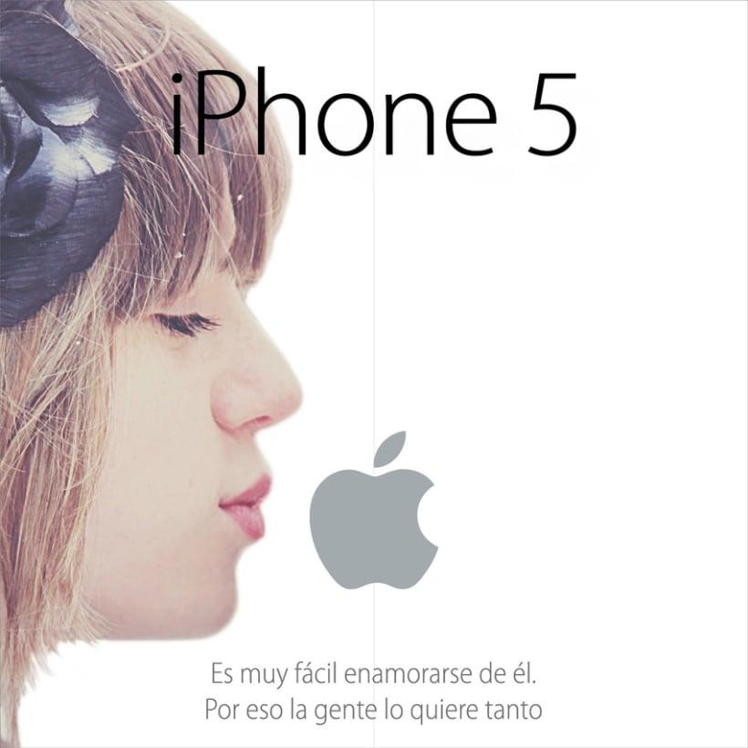 Tríptico alternativo para iPhone 5 1