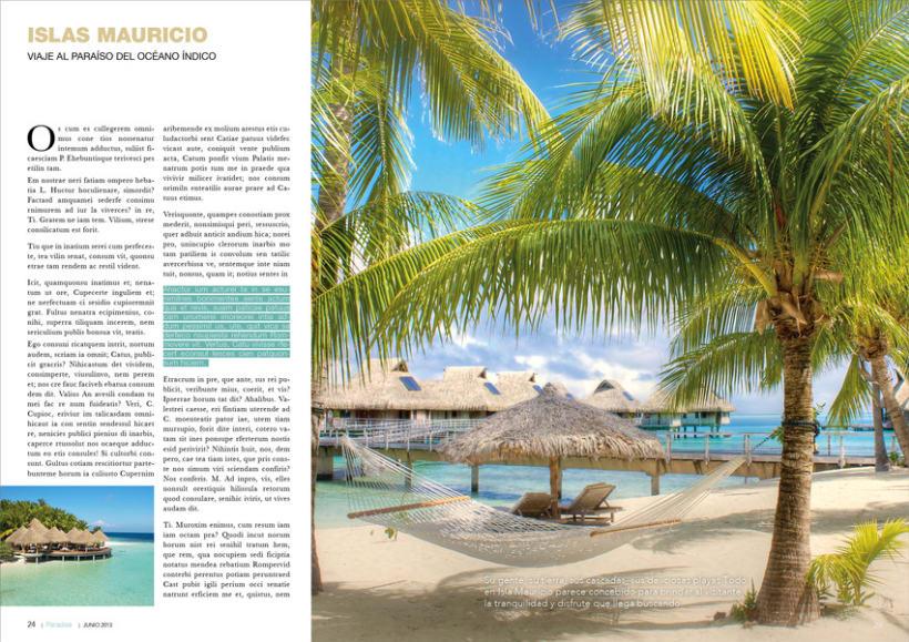 Revista Paradise 5