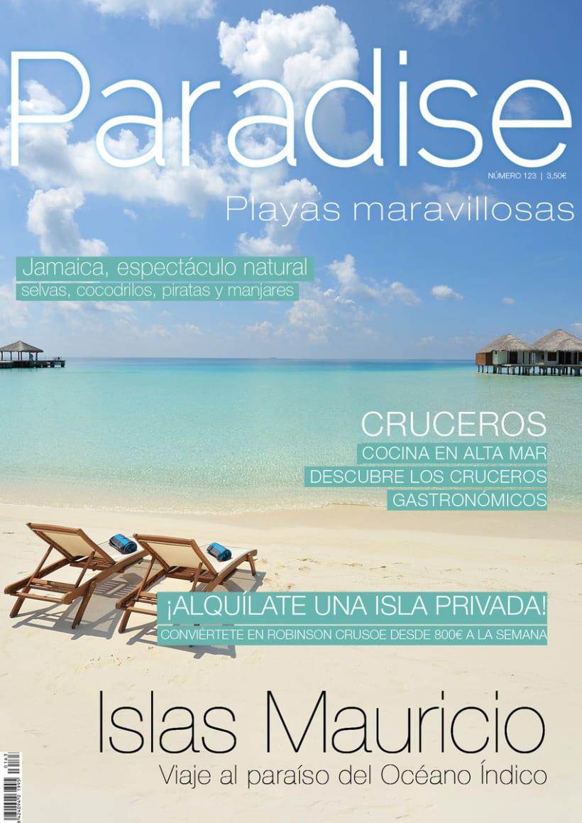 Revista Paradise 1