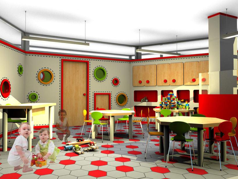 Escuela Infantil Burbujas 5