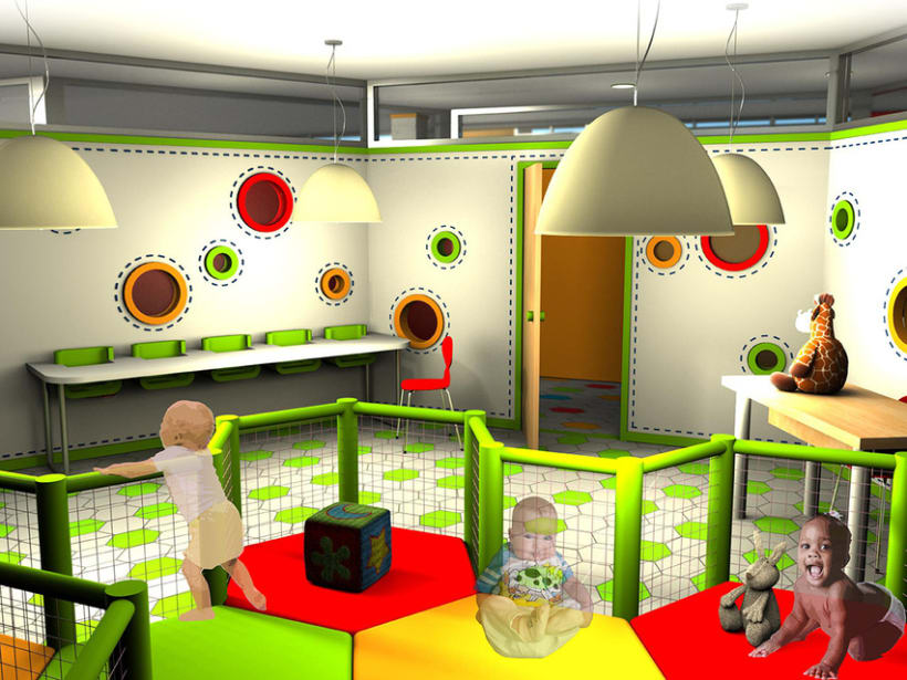 Escuela Infantil Burbujas 3