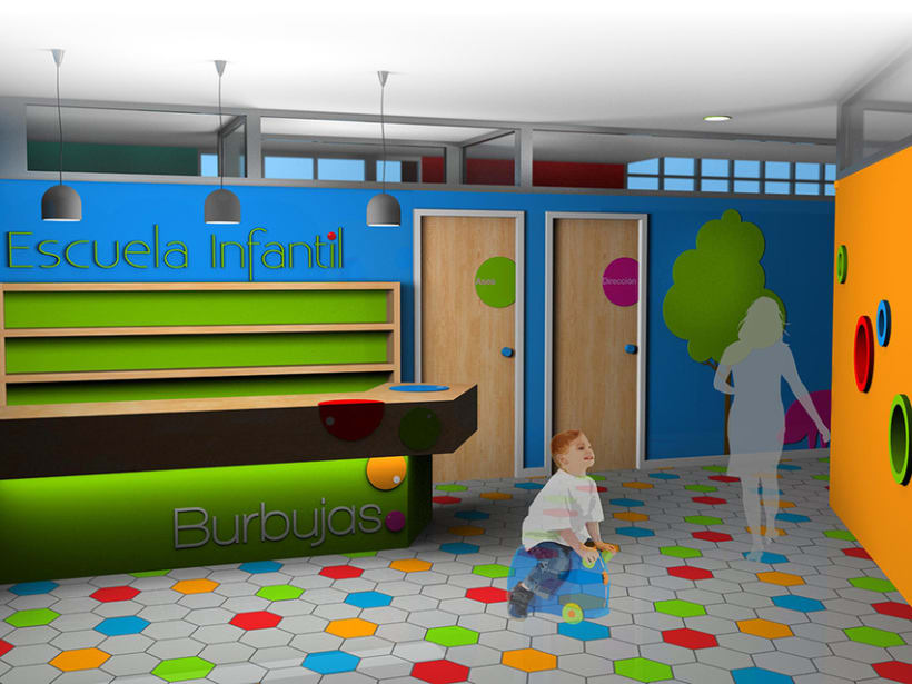 Escuela Infantil Burbujas 2
