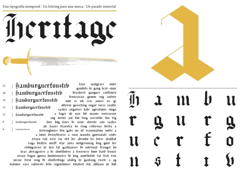 Dosier tipografíco 4