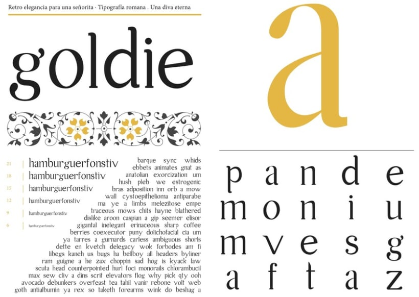 Dosier tipografíco 3