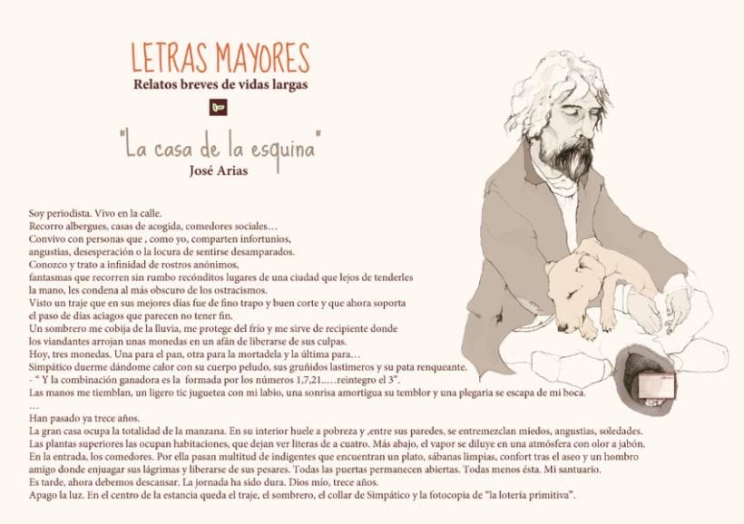 """""""LETRAS MAYORES"""" 7"""