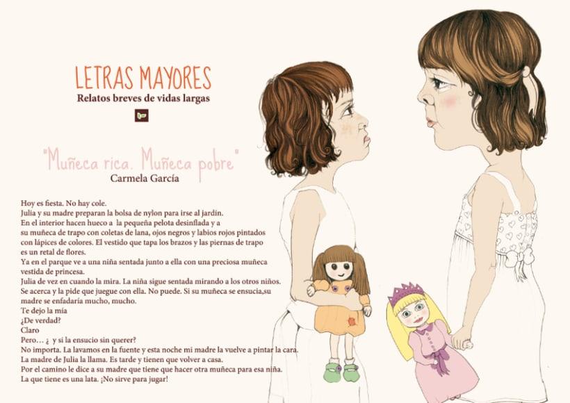 """""""LETRAS MAYORES"""" 10"""