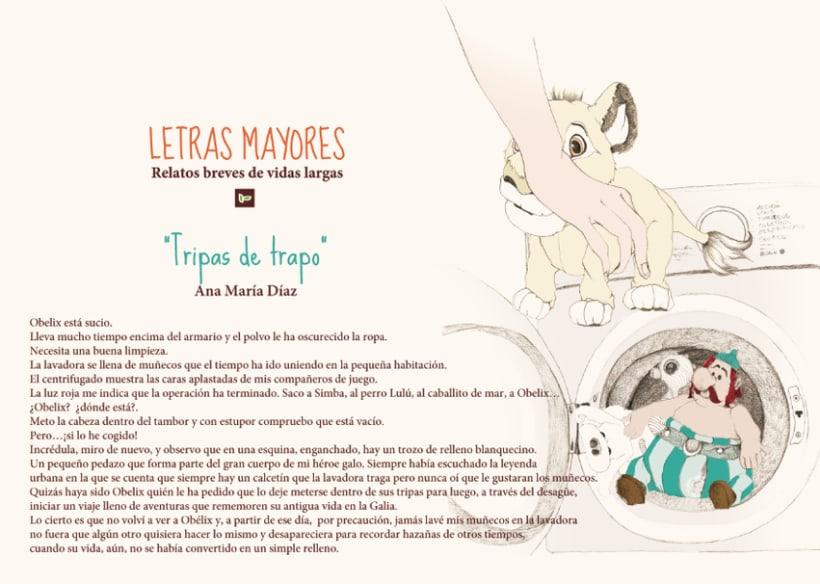 """""""LETRAS MAYORES"""" 9"""