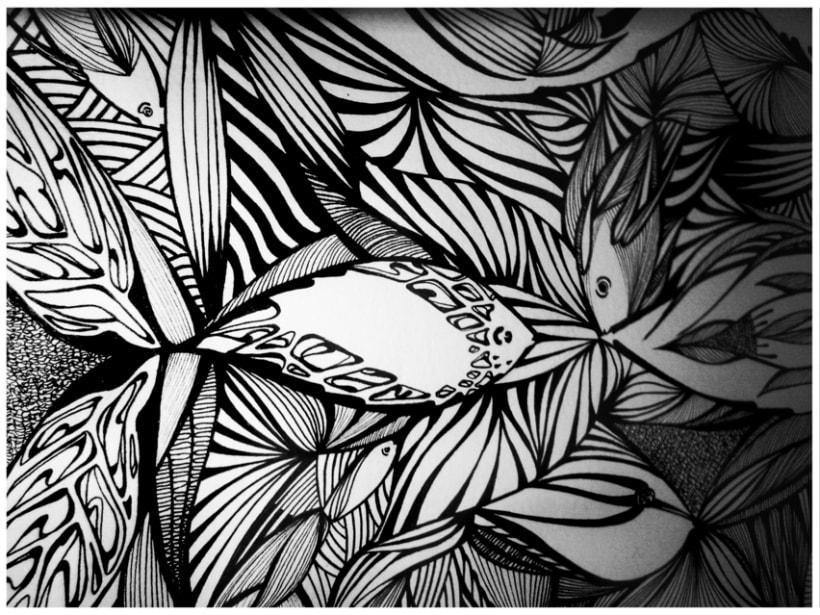 Somos peces /// Tinta 2
