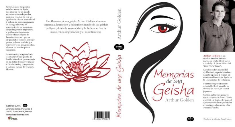 Memorias de una Geisha 2