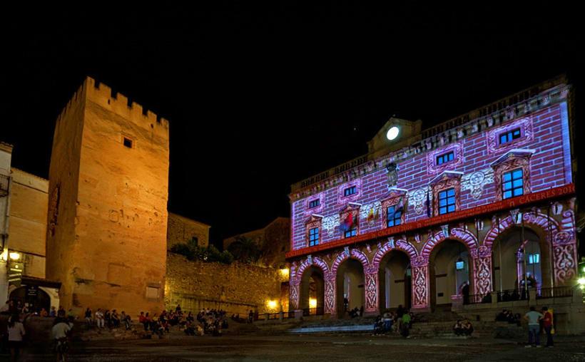 Urban Sreens - Cáceres 2009 7