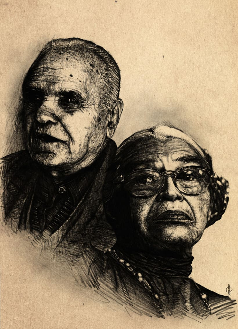 Δημήτρης Χριστούλας (Dimitris Christoulas) & Rosa Parks 1